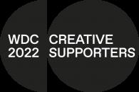WDC2022 - Logo Creative Supporters-bn_sinbordes